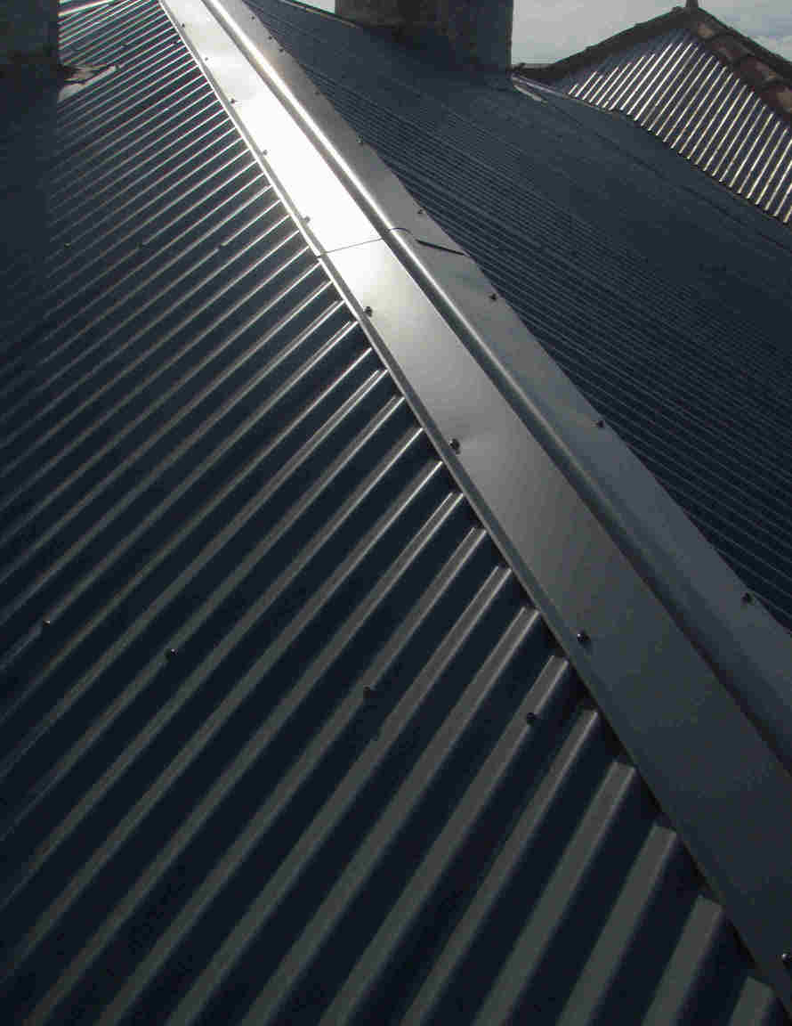 TP Roofing - Metal Product