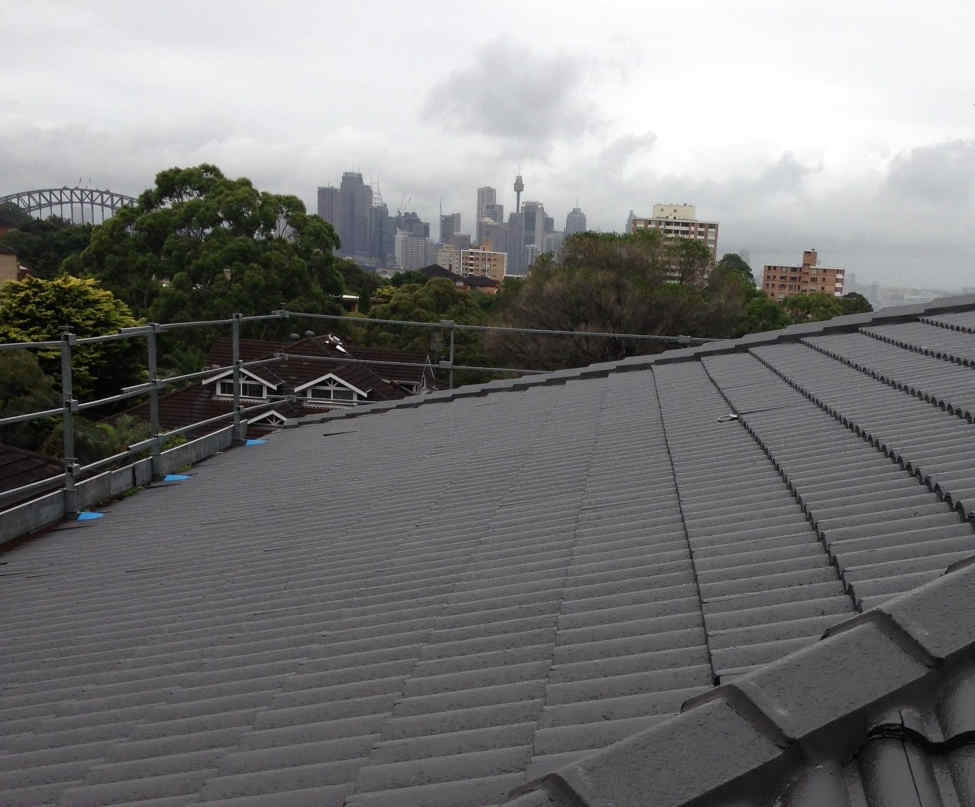 Tile Roof Replacement Re Roofing Sydney Tp Roofing